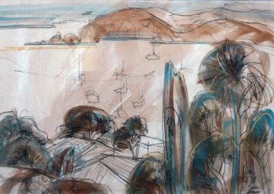 Fishermans Rock, Little O, Waiheke